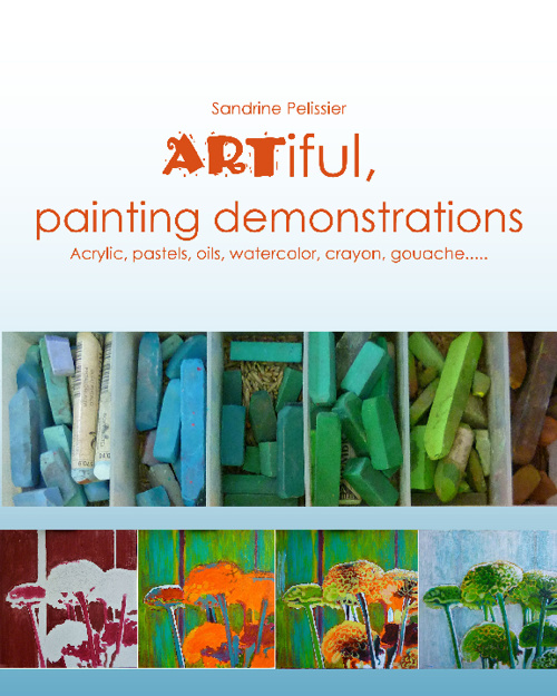 ARTiful, painting demos preview