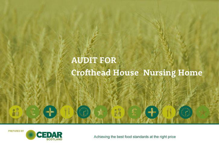 Crofthead House Audit