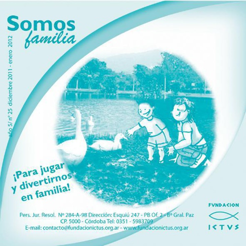 "Boletín ""Somos Familia"" N°25 - 2011"