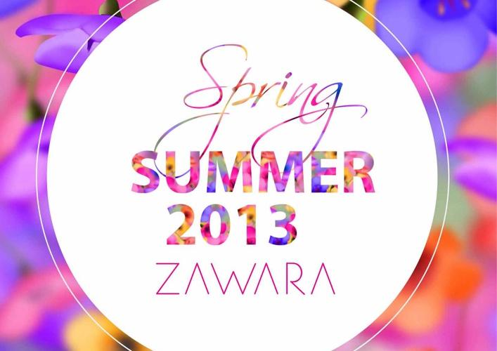 SPRING SUMMER ZAWARA