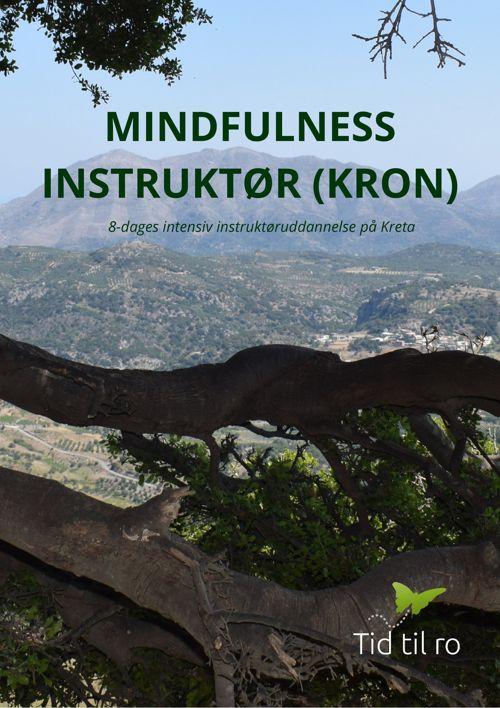Mindfulnessinstruktør (KRON)