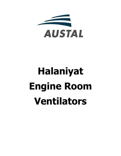 Halaniyat Ventilators