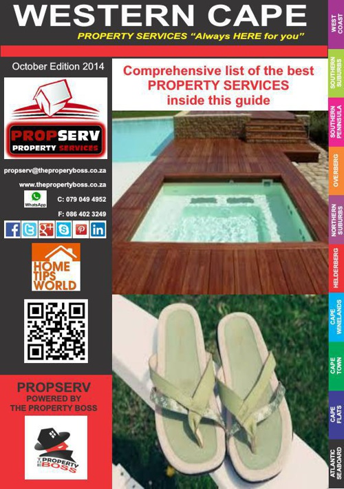 PROPSERV - OCTOBER EDITION 2014