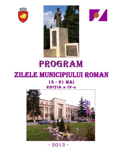 Zilele Romanului 2013