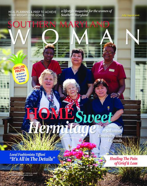 Southern Maryland Woman magazine - July/August 2016
