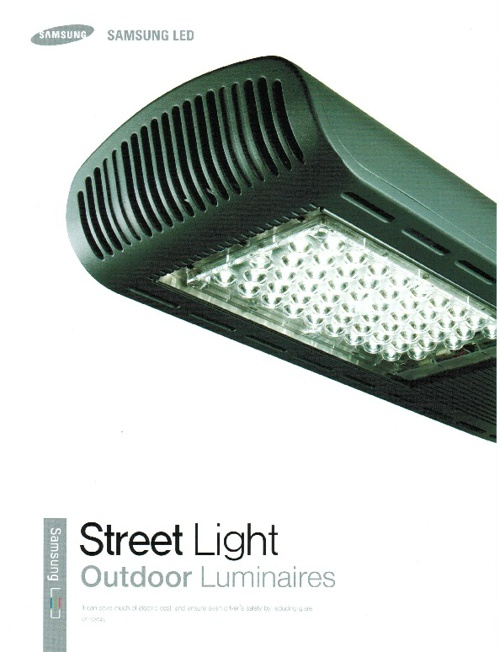 Street Light - Outdoor Luminaires