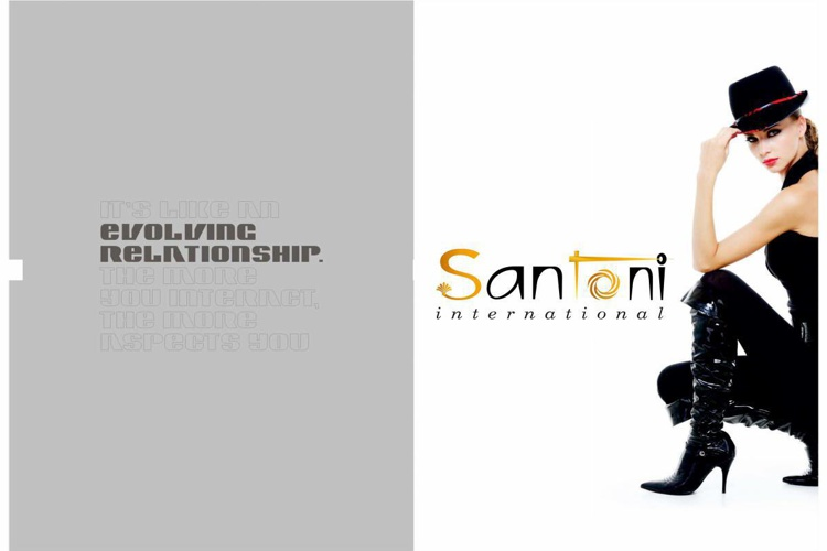 Santoni International - Digital Wall Tiles