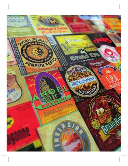 Craft Beer Package