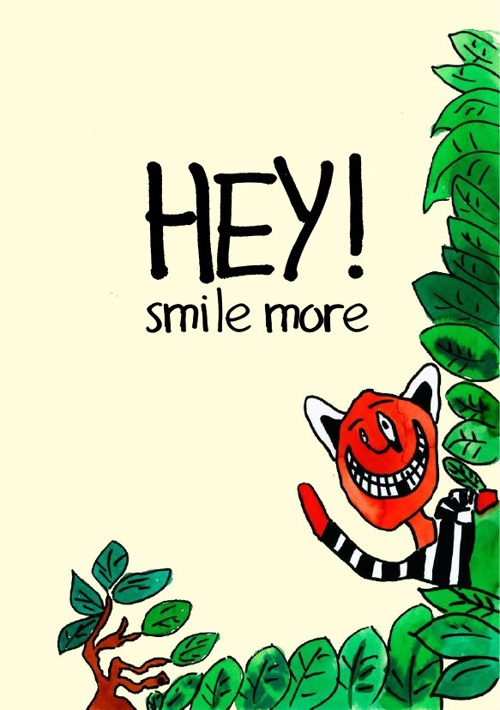 Hey! Smile More