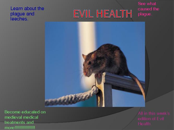 Evil Health