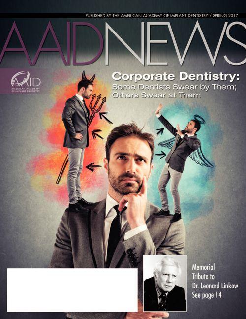 Spring 2017 AAID News