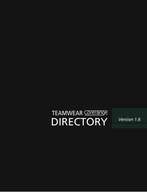 Core Range Directory 1.6 ( 17th April Update )