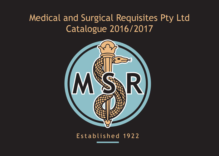 MSR Product Catalogue 2016