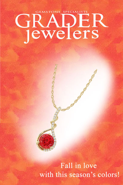 Grader Jewelers Fall in Love Collection