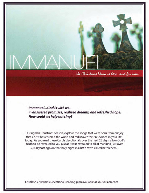 Immanuel e-Book - Christmas