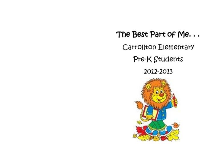 Carrollton Elementary Pre-K