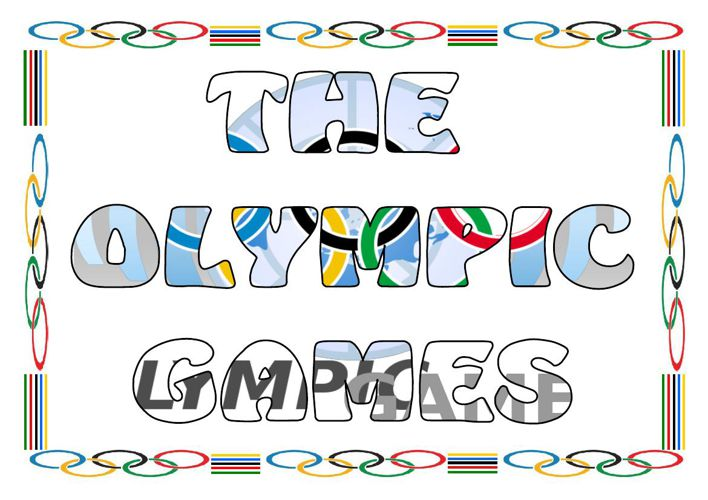 Copy of The Winter Olympics Games