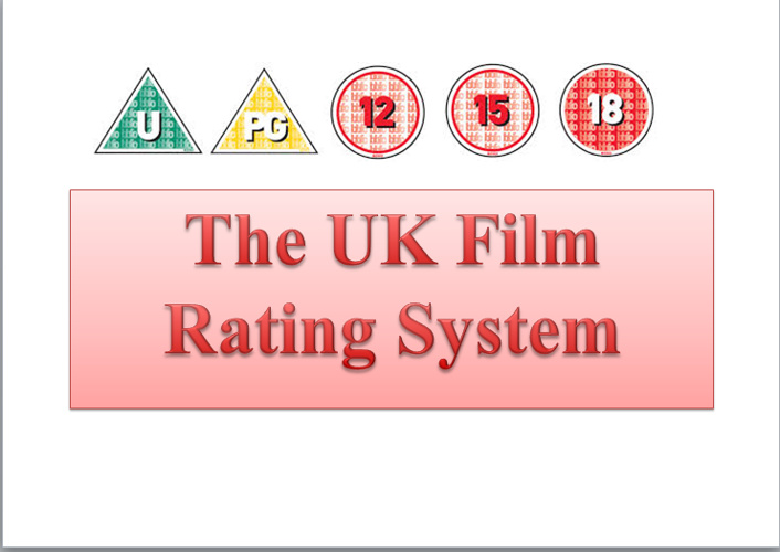 The UK Film Rating System