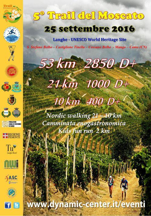 5° Trail del Moscato - Italy