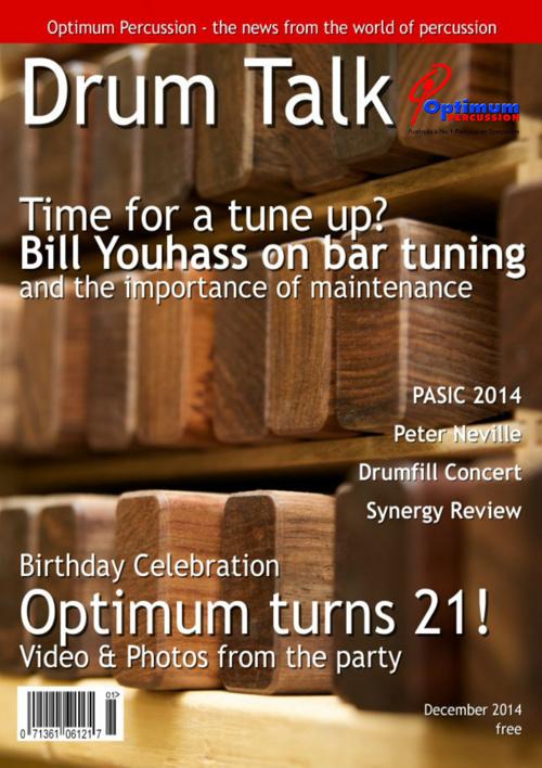 Drum Talk December 2014