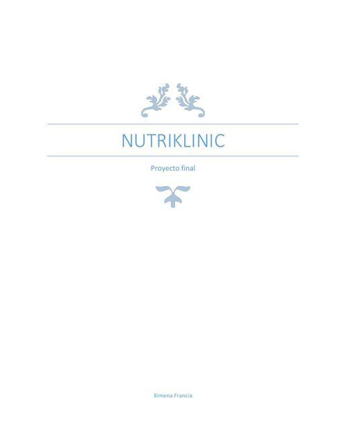 Nutriklinic
