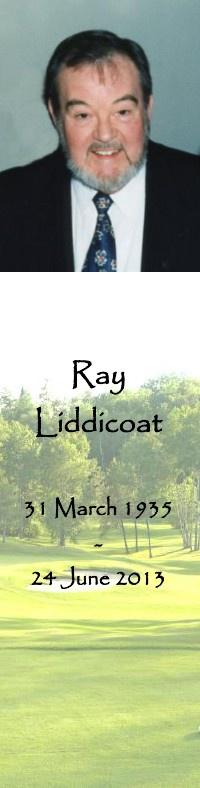 Ray Liddicoat