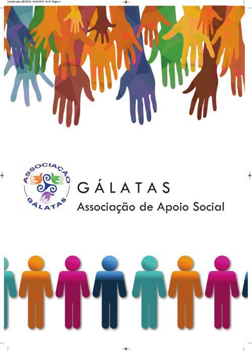Apresentação da Gálatas - Associação de Apoio Social