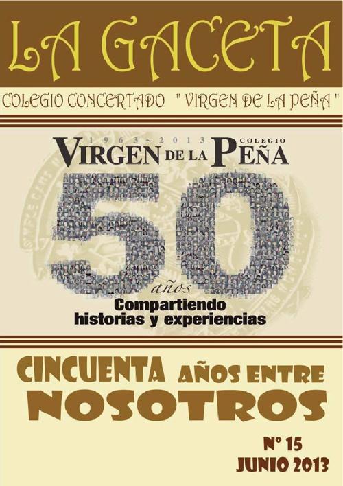 LA GACETA 2012/13 Nº 15