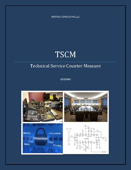 Proteus TSCM