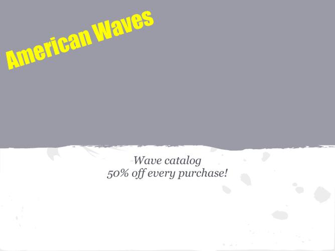 American Wave- Jennifer Knelsen