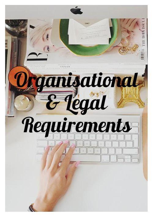 Organisational & Legal M1