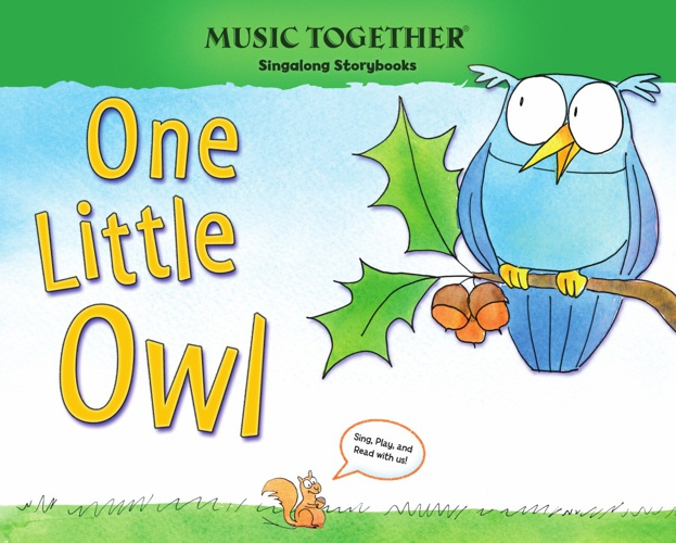 One Little Owl Singalong Storybook - highres