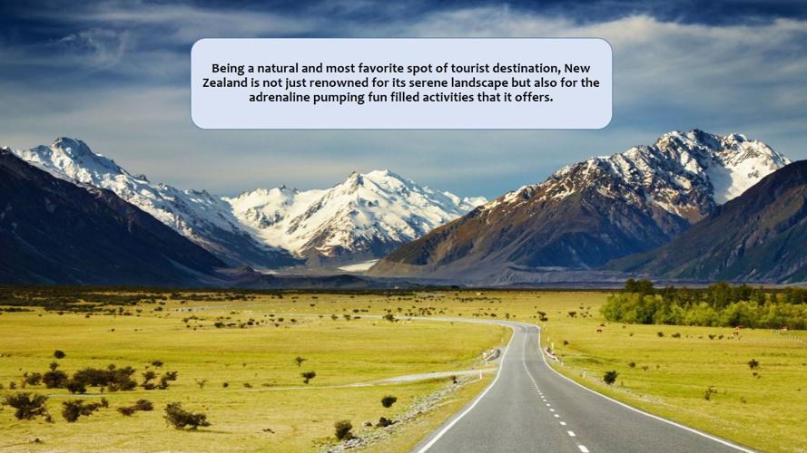 5 Must Do Activities in New Zealand