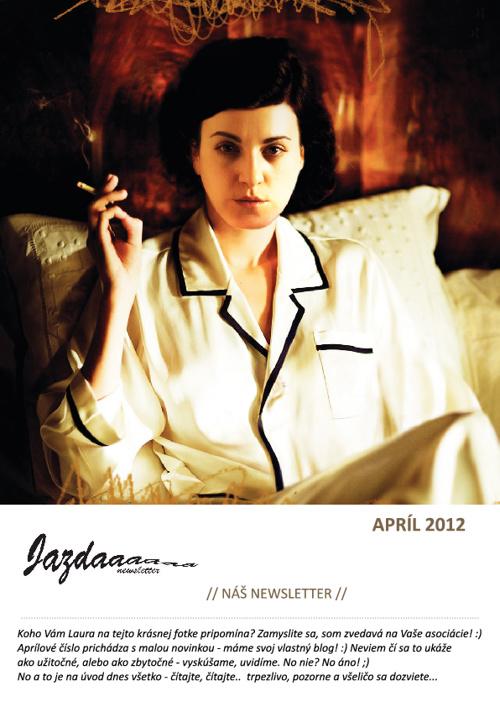 Jazdaaaaaa April 2012