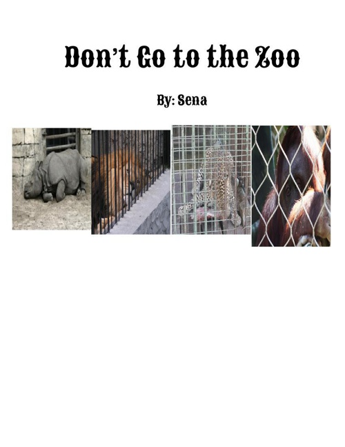 Don't Go to the Zoo