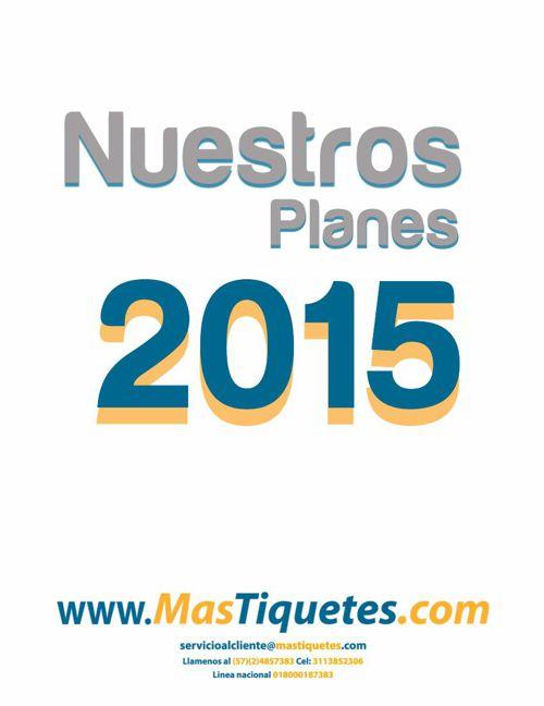 Planes 2015