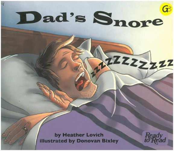 Dad's Snore