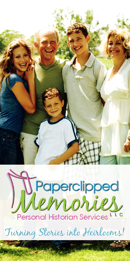 Paperclipped Memories - 2012 Brochure (updated)