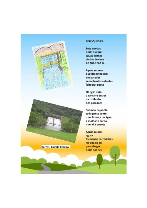 Escola Nancy - Olimpíadas da Língua Portuguesa -