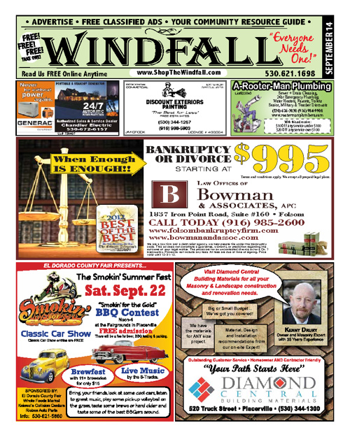 The Windfall - 9/14/2012