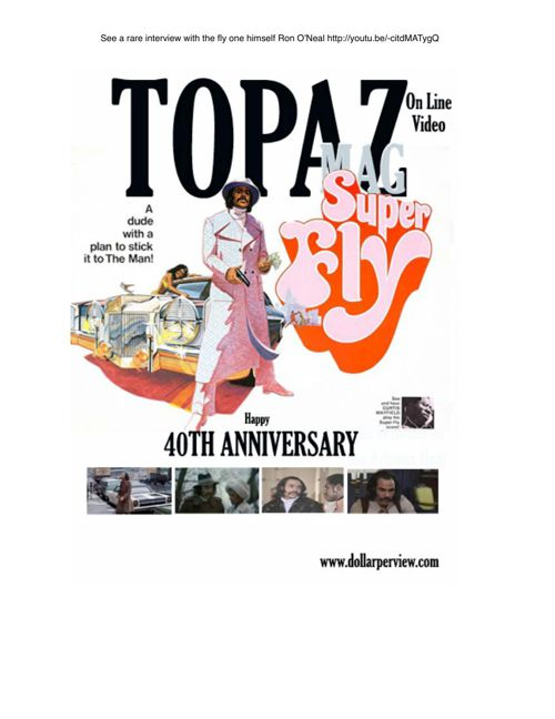Topaz Mag edition# 5(Superfly)