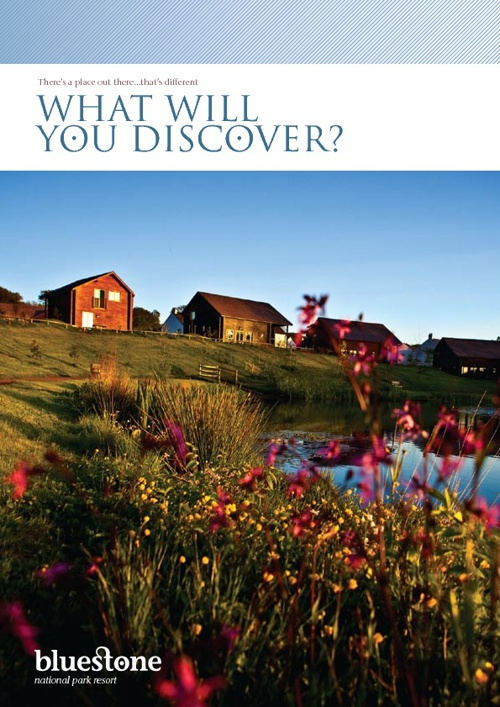 Bluestone - What will you discover?