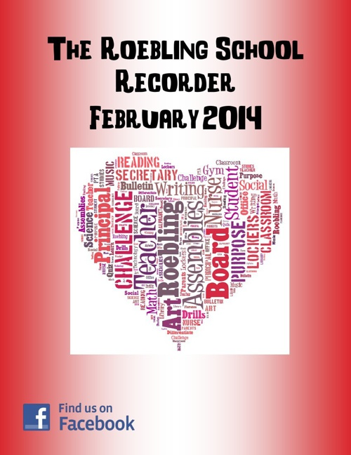Roebling Recorder February 2014
