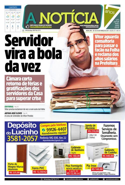 Jornal A Notícia - Edição 277