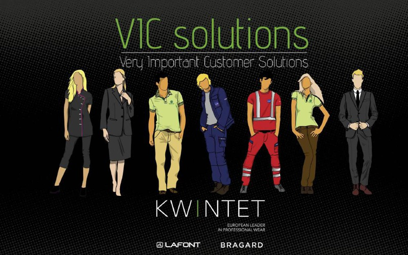 VIC Solutions distribution