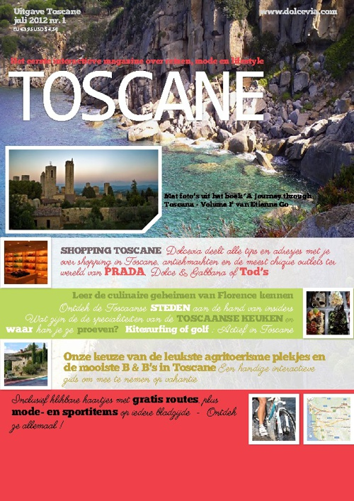 iMagazine TOSCANE by Dolcevia (PREVIEW)