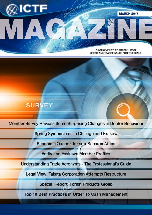 ICTF Magazine - March 2017