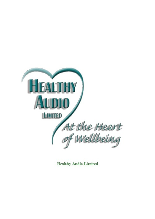 Healthy Audio CDs and MP3 downloads