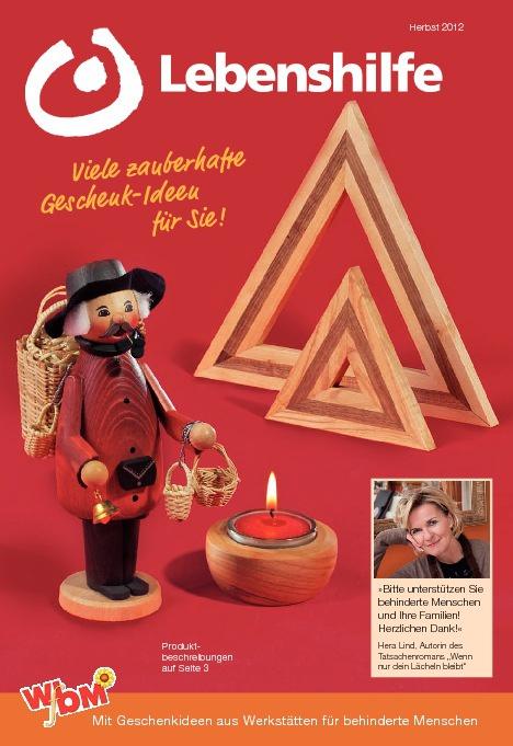 Lebenshilfe-Katalog 2012