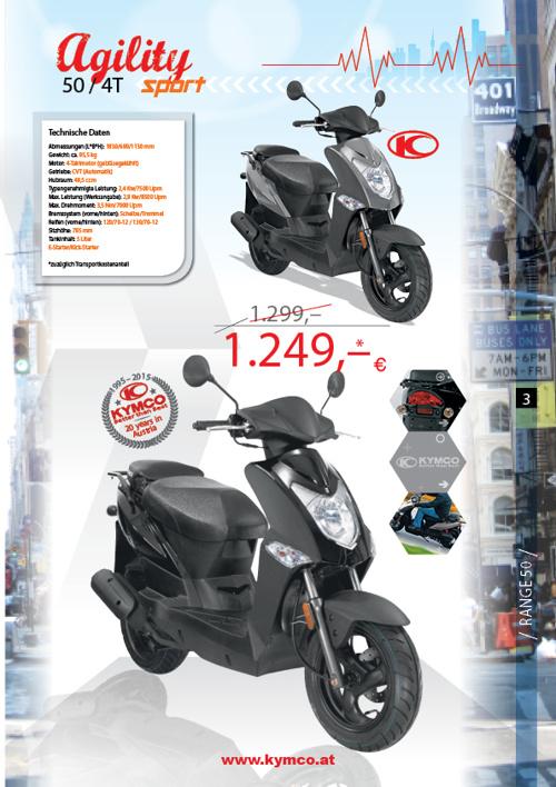 Kymco Katalog 2015